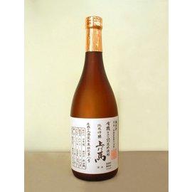 上げ馬[有機純米吟醸原酒] 720ml◆有機JAS認定日本晴100%使用◆
