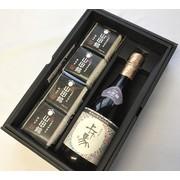上げ馬 三重の山田錦セット<酒&米> 純米吟醸酒とお米の詰め合わせ